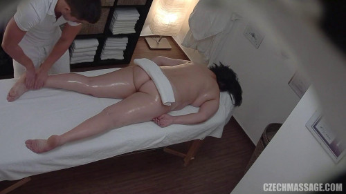Czech Massage Scene number 275 Hidden camera
