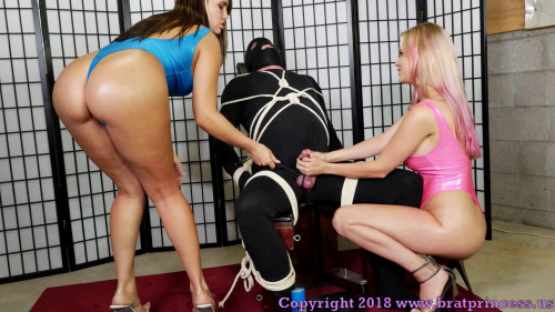 Ruined And Returned To Chastity Femdom and Strapon