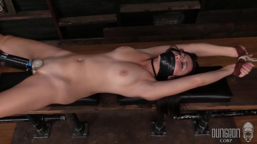 Dungeon Corp - Jade Amber - She Refuses to Submit part 4