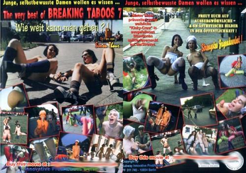 The Very Best Of Breaking Taboos #7 - Wie weit kann man gehen