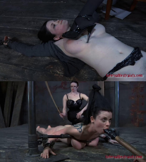Super bondage, spanking and torture for young girl part 1 BDSM