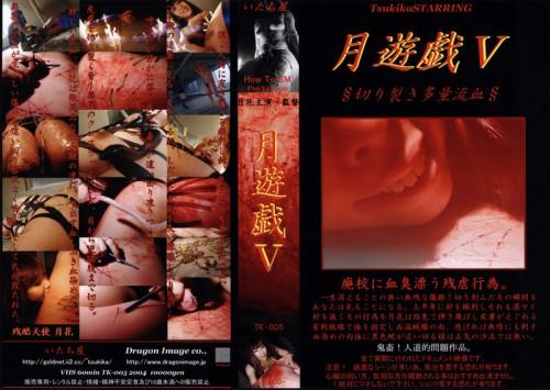 TK-005 月遊戯5~切り裂き多量流血 Asians BDSM
