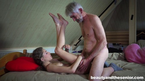 Rebel Lynn - Beauty And The Senior (2016) Old and Young