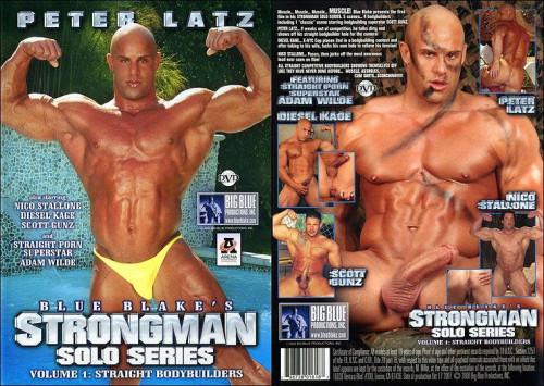 Blue Blake's. Strongman Solo Series. Vol. 1: Straight Bodybuilders (2008)