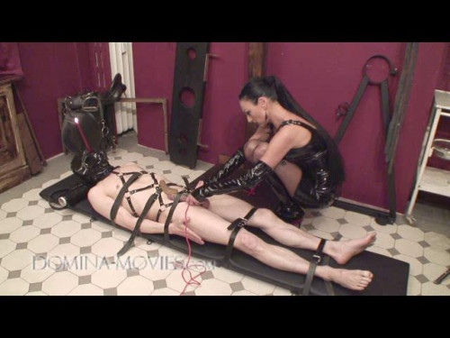 Madame Catarina and Female Domination part 5 Femdom and Strapon