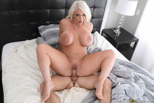 Alura Jenson - Nursing Sick Dick (2018) Big Tits