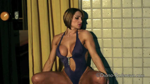 Marvelous Female Muscle