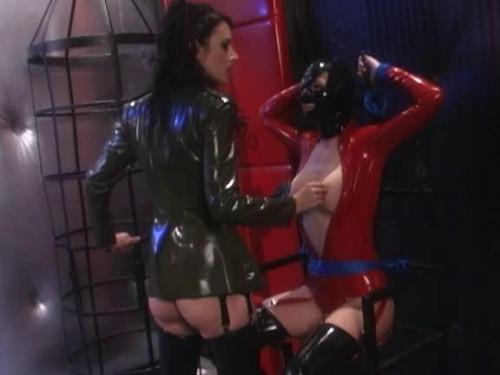 Bdsm Sex Videos Mistress Anastacia And Her Latex Beauties vol.2