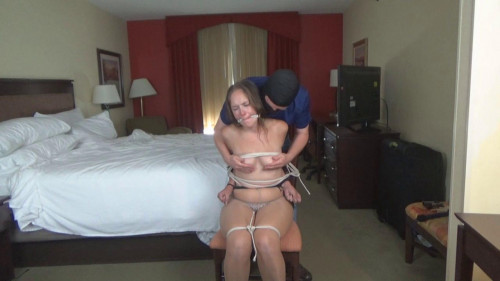 Rachel Suffers Intense Nipple Torture in Hotel DOMINANCE AND SUBMISSION Hell