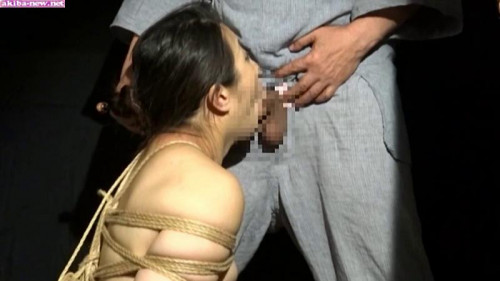 Bondage Doll Of Ryo Tsujimoto Asians BDSM