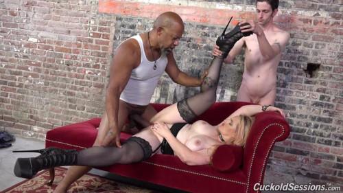 Interracial Cuckold Slaves - Harmoni Kalifornia Public sex