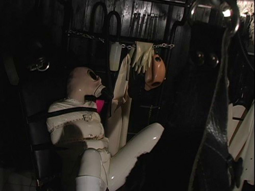 The Catacombs BDSM Latex
