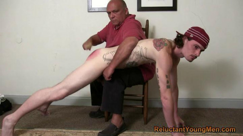 Reluctant Nox Takes a Spanking for His Family