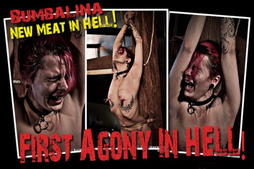 BM - Bumbalina - First Agony in Hell