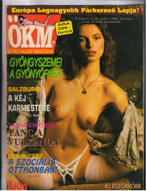 OKM Magazine (1992-1996, 385 pages)