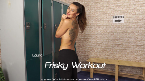 Laura Frisky Workout FHD