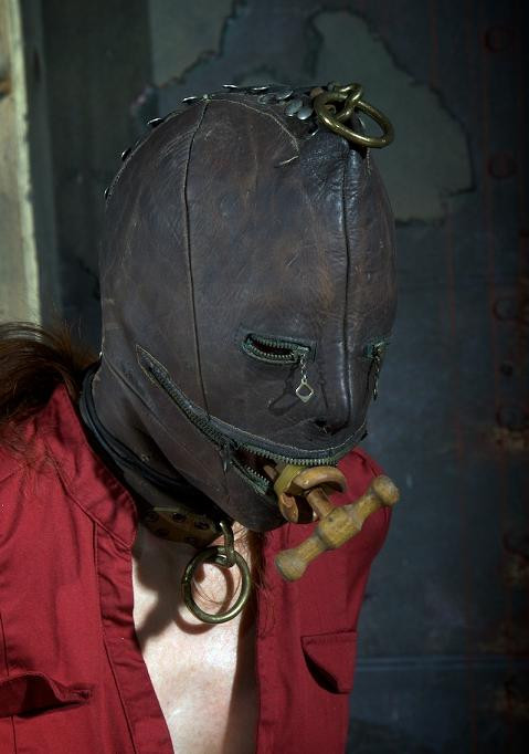 Mask of hell