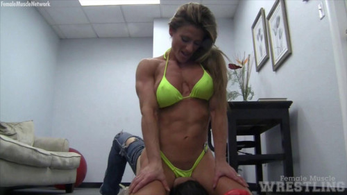 Female Muscle Cougars And Muscle Porn part 35