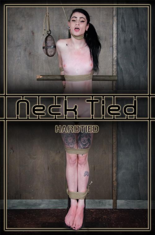 HardTied 2017 Lydia Black - Neck Tied 720p