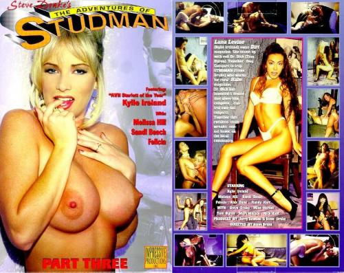 Adventures of Studman Part 3