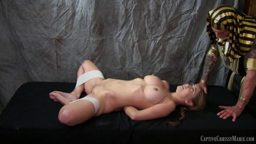 Captivechrissymarie - Chrissy Entombed