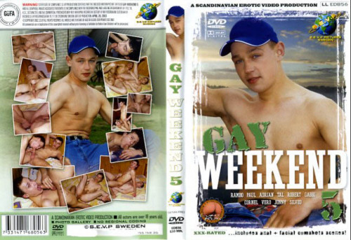 Gay Weekend vol.5 Gay Movies