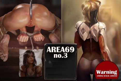 Area 69 Vol. 3