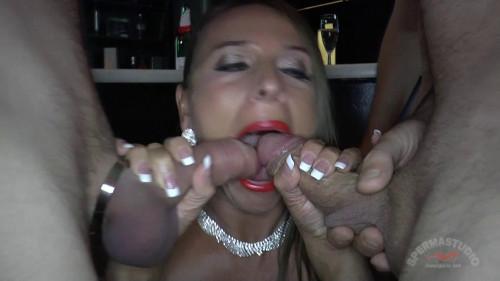 Barfuck Sexy - Susi & Manu Bukkake