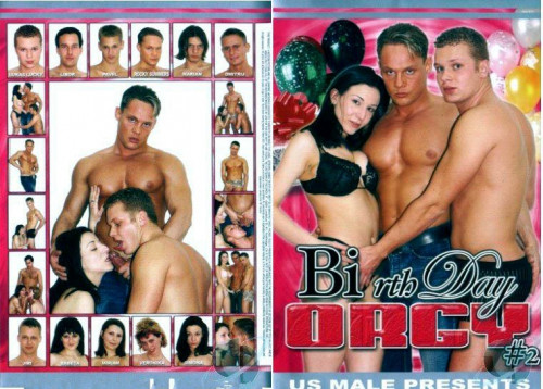 Happy Bi-rth Day Orgy vol.2 Bisexual