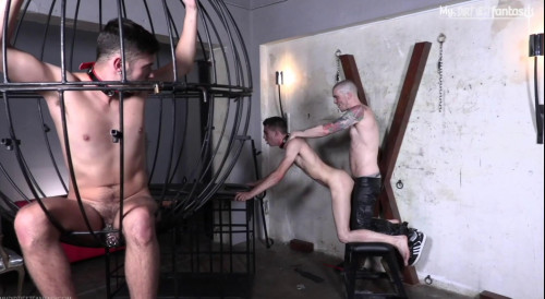 Young Slave Opened & Abused