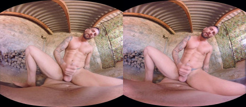 Virtual Real Homo - Army bareback