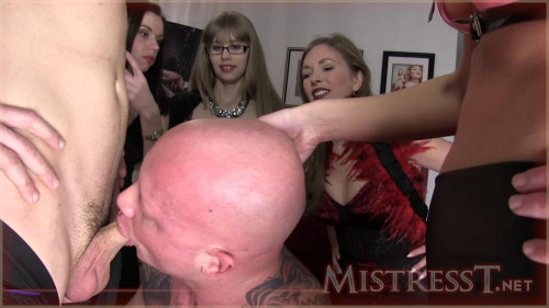 Mistress - BallBustingChicks flash (part 297) - Domination HD Femdom and Strapon