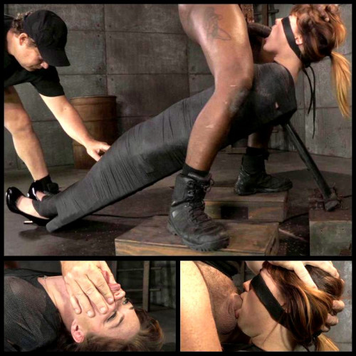 Mummified & Hard Deepthroat (3 Dec 2014) Sexually Broken