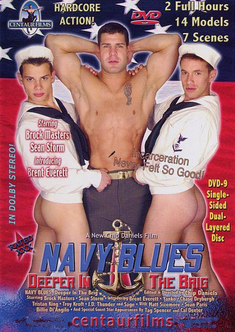 Navy Blues Deeper In The Brig Gay Movie