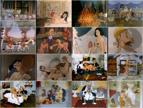Orgy in ancient times Cartoons