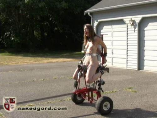 NakedGord-Charlotte Brooke Saddle Fucked Part 2(2010)
