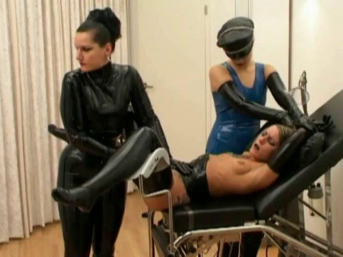Latex Therapy BDSM Latex