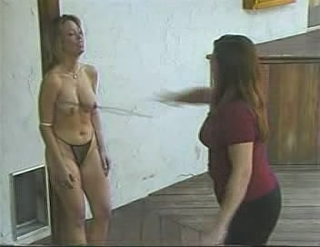 NuWest - Breast Whipping 2