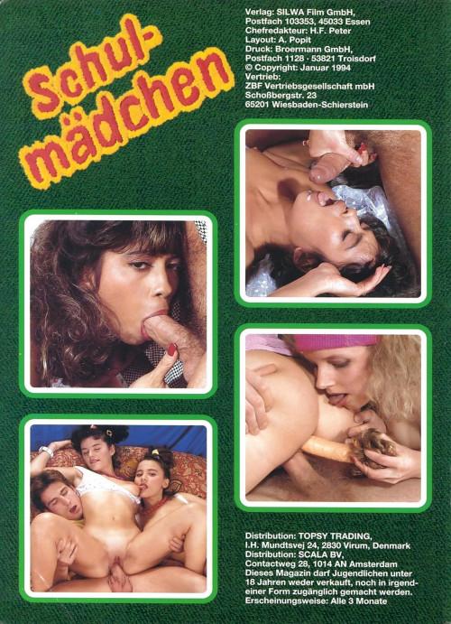Silwa Schulmadchen vol 61,63,64 Magazines