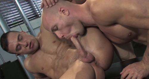 Musclebound,Scene 04 Angelo, JR Bronson