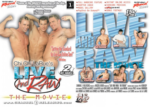 Rascal - Live and Raw The Movie (2001) Gay Retro
