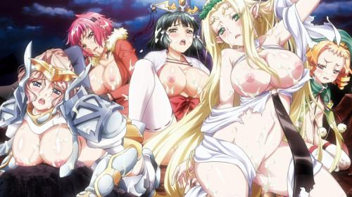 Black Beast - Noble Saint Gets Cloudy - Scene 4 - Full HD 1080p Anime and Hentai