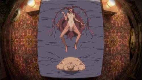 Taimanin Yukikaze Anime and Hentai