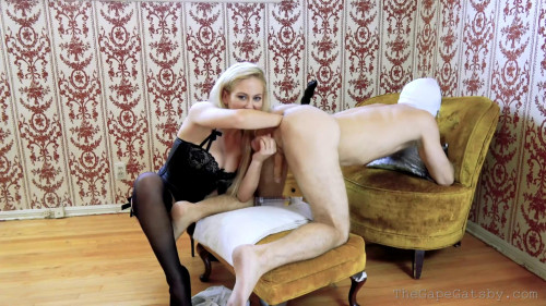 Double Fisted - Cheri Deville - Full HD 1080p Femdom and Strapon