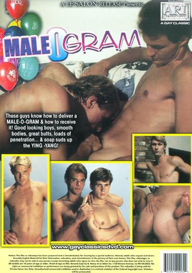 Bareback Male O Gram - Cory Monroe, Dane Ford, Brett Simms