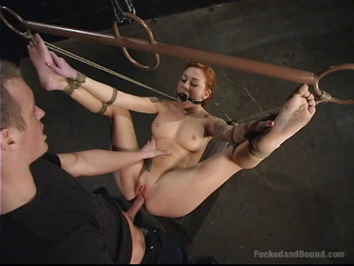 Scarletts Brutal Flogging TJ Cummings Scarlett Pain