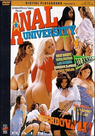 Anal University 04