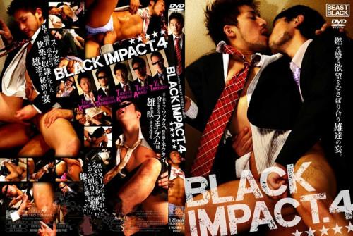 Black Impact vol.4 Gay Asian