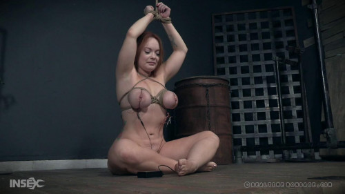 Realtimebondage - Electrotits Part 2 BDSM