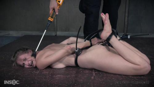 Ashley Lane Locked & Tortured